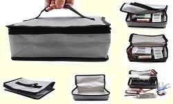 Bolsa incombustible para baterias lipo