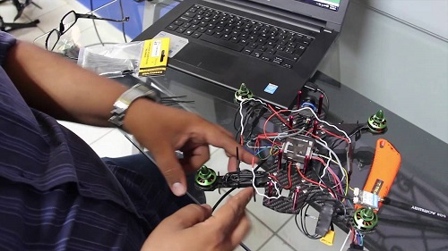 Contrucción de drone