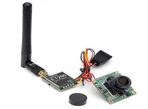 Transmisor y receptor de video
