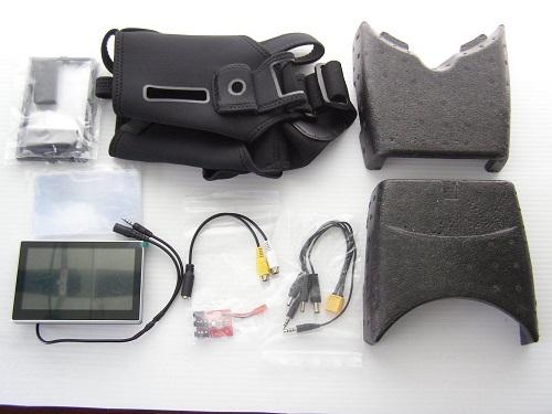 Gafas FPV y Monitor