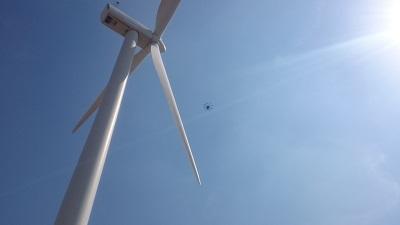 drones industriales inspección